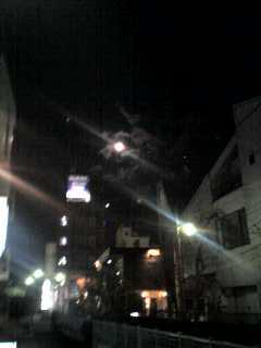 @佐藤のブログ-月夜